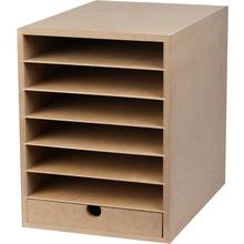 Aufbewahrungsbox für DIN-A4-Papier