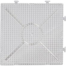 Steckplatten, quadratisch