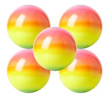 Regenbogenball-Set, Ø 12 cm