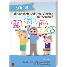 Winter - Gedächtnistraining für Senioren