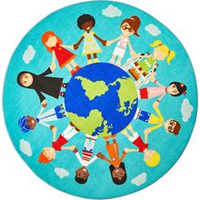 """Teppich """"Kinder der Welt"""""""
