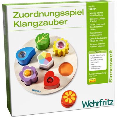 """Zuordnungsspiel """"Klangzauber"""""""