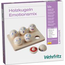 """Holzkugeln """"Emotionsmix"""""""
