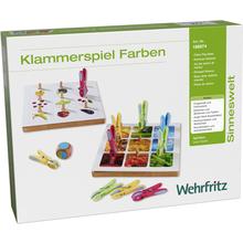 """Klammerspiel """"Farben"""""""