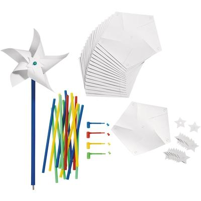 Windräder-Bastelset
