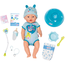 Baby-Born-Junge soft touch
