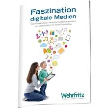 Broschüre Digitale Medien