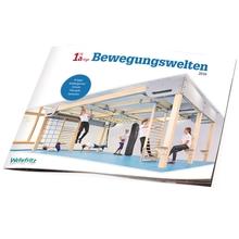 """Broschüre """"Bewegungsraum"""" D"""