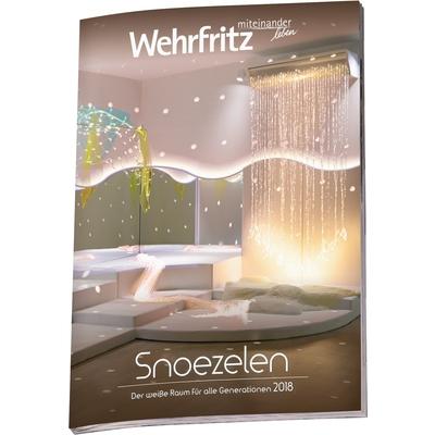 """Broschüre """"Weißer Raum"""" D"""