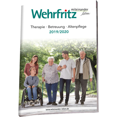 Katalog für Therapie, Betreuung und Altenpflege