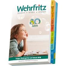 Wehrfritz Hauptkatalog 2018