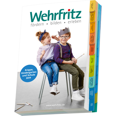 Wehrfritz Hauptkatalog 2019