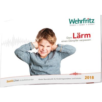 """Broschüre """"Raumakustik für Kindertagesstätten und Schulen"""""""