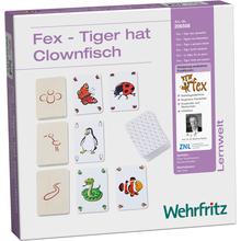 Fex – Tiger hat Clownfisch