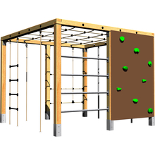 Kletterwürfel (Holz)