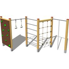 Kletter-Kombi 2 (Holz)