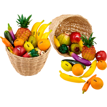 "Shaker-Sortiment ""Obst und Gemüse"""