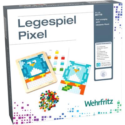 Digital Starter: Legespiel Pixel