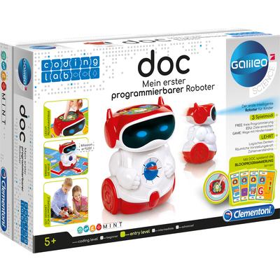 Clementoni DOC - Mein erster programmierbarer Roboter