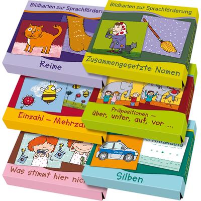 "Bildkarten-Set ""Sprachförderung"""