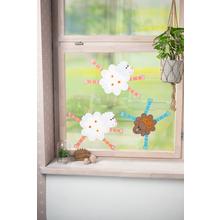 """Sachenmacher """"Fensterbild Hammelherde"""""""