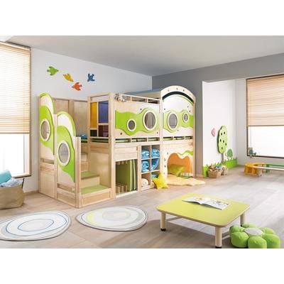 Schlafgemino B – Liegefläche für 6 - 8 Kinder