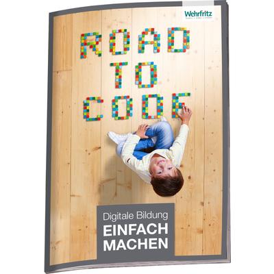 """Broschüre """"Road to Code"""""""