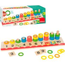 Ringe-Farben-Zahlen