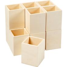 Holz-Stiftehalter