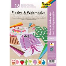 Flecht- und Webmotive