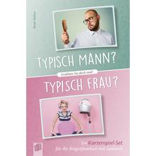 Typisch Mann? Typisch Frau? – Ein Kartenspiel-Set für die Biografiearbeit mit Senioren