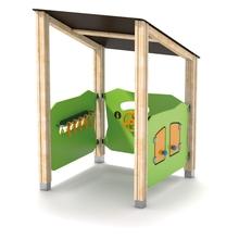 Spiel-Pavillon – Variante 2