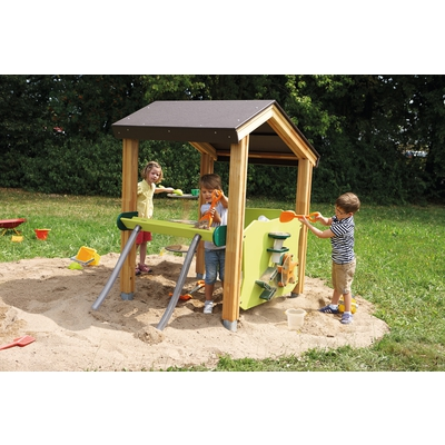 Sand-Pavillon 1 – Variante 1