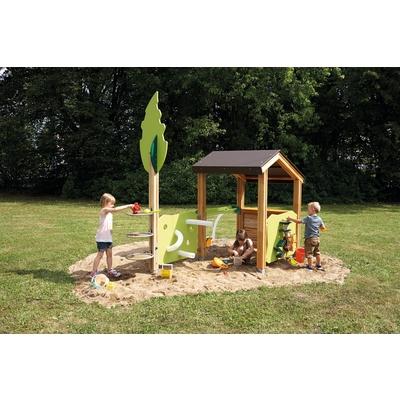 Sand-Pavillon 2 – Variante 1
