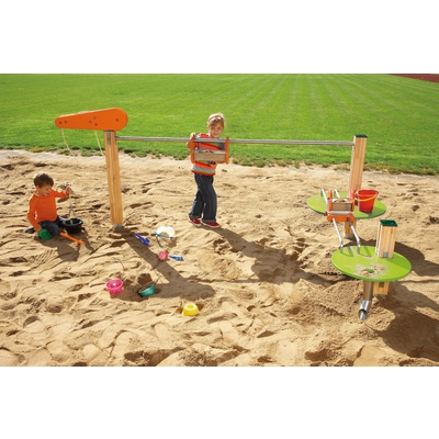 Sandwerkstatt