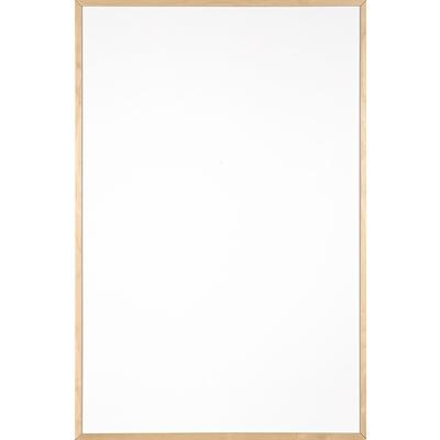 Wandplatte Whiteboard