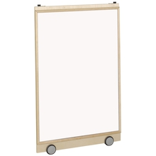Rollelement mit Whiteboard