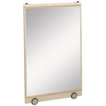 Rollelement mit Spiegel