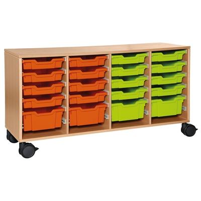 Rollschrank für Materialboxen | Material- & Rollschränke | Forminant ...