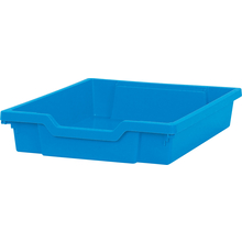Materialbox H 7,5 cm blau