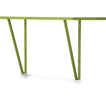 Wandtisch mit Füßen