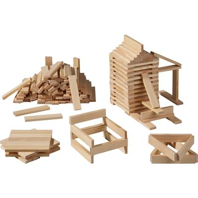 Kapla-Holzbaukasten