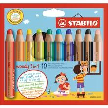 Stabilo® woody 3 in 1