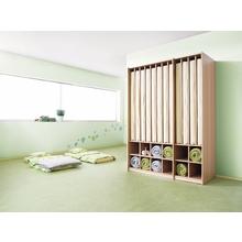 Liegepolster-/Deckenschrank für Wolldecken