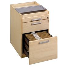 Schreibtisch-Container mit Hängeregistratur