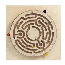 Wand-Kugellabyrinth