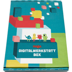 Digitalwerkstatt Box 1 (for 5 – 7 years)