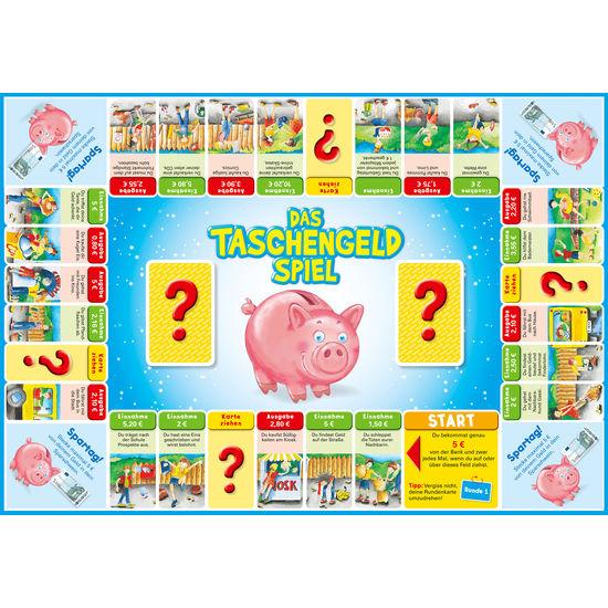 Das Taschengeld Spiel