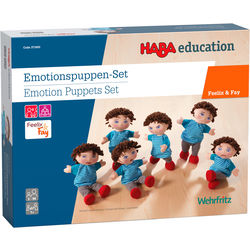 Emotion Puppets Set