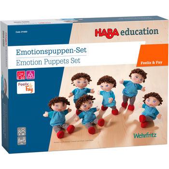 Emotion Puppets Set